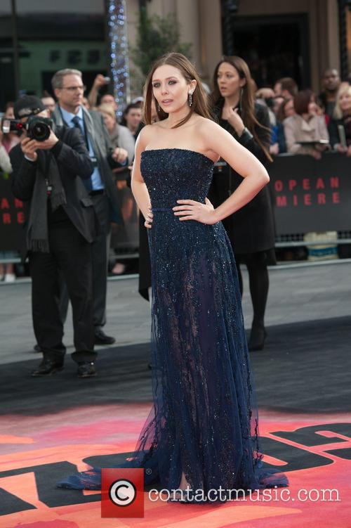 Elizabeth Olsen 7