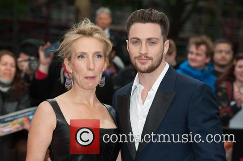 Sam Taylor Wood and Aaron Taylor-johnson 10