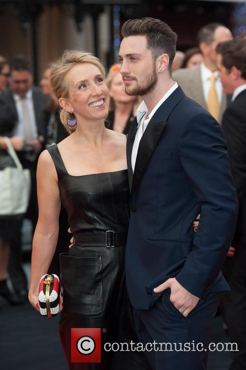 Sam Taylor Wood and Aaron Taylor-johnson 11