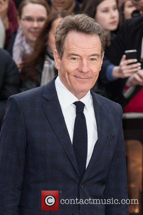 Bryan Cranston, Leicester Square, Odeon Leicester Square