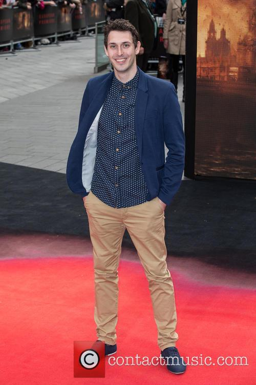 Blake Harrison, Leicester Square, Odeon Leicester Square