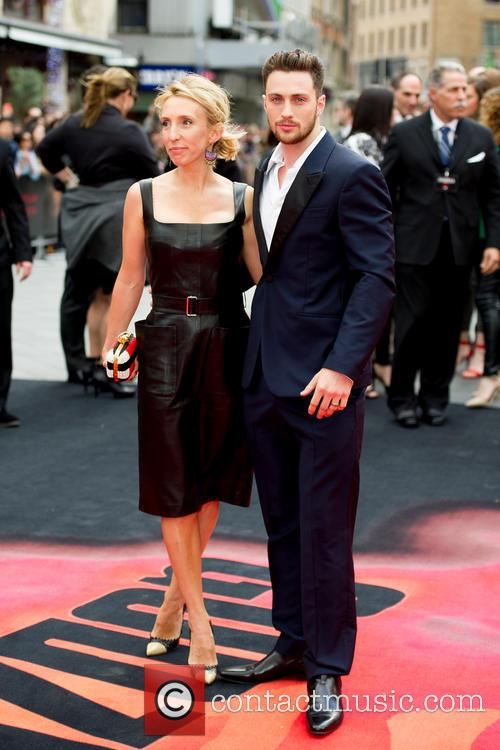 Sam Taylor-wood and Aaron Taylor-johnson 6