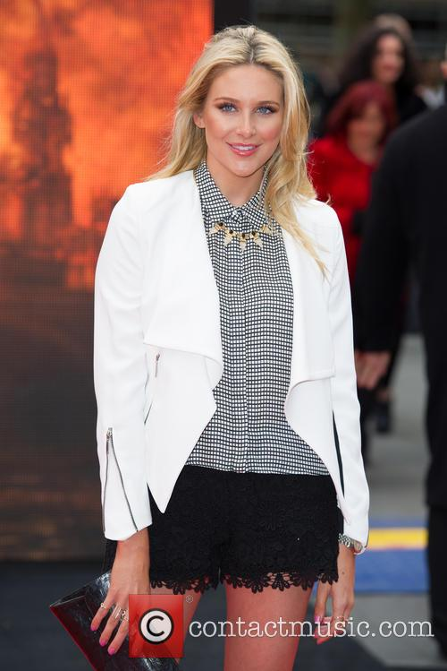 Stephanie Pratt, Leicester Sqare, Odeon Leicester Square
