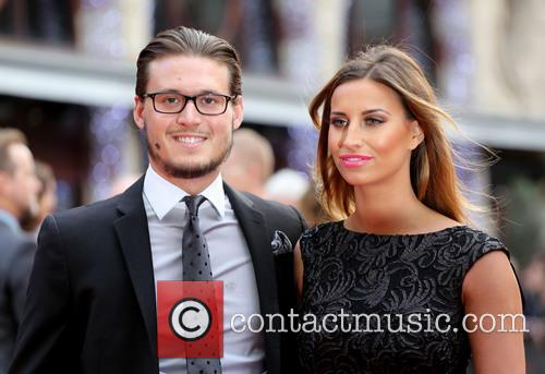Charlie Sims and Ferne Mccann 1