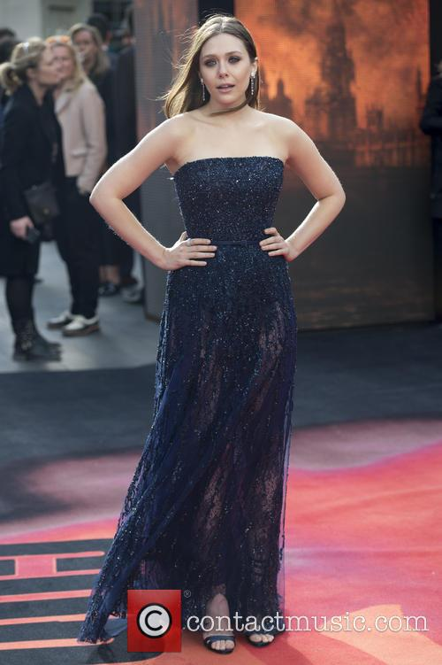 Elizabeth Olsen 11
