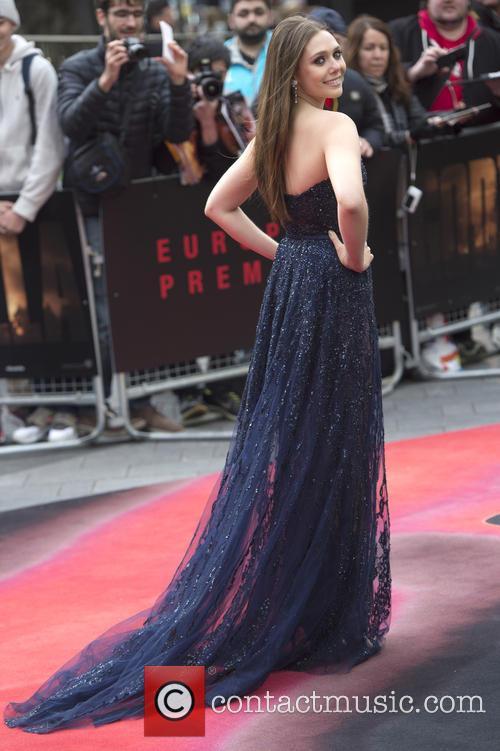 Elizabeth Olsen 16