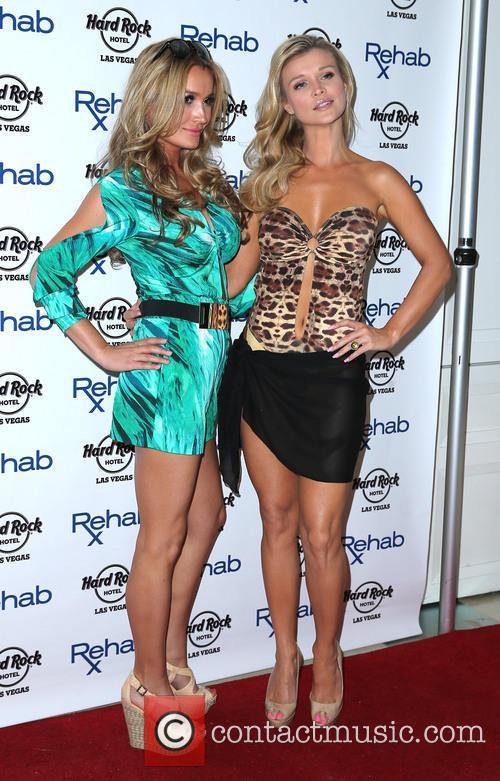 Joanna and Marta Krupa Host REHAB Bikini Invitational