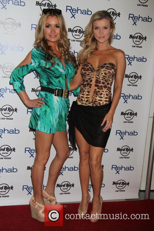 Joanna Krupa and Marta Krupa host 'Rehab Bikini...
