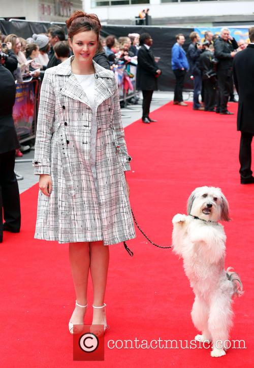 Ashleigh Butler, Pudsey, Odeon West End