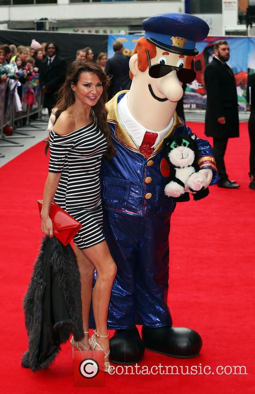 Lizzie Cundy and Postman Pat 2