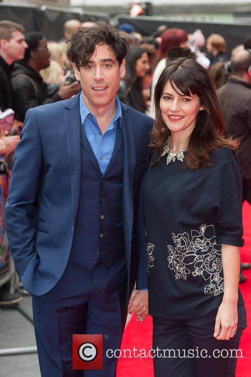 Stephen Mangan and Louise Delamere 2