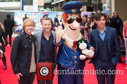 Rupert Grint, Ronan Keating and Stephen Mangan 6
