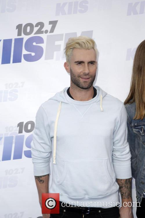 Adam Levine and Maroon 5 2