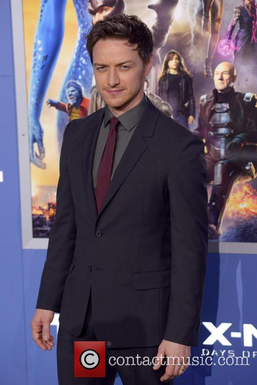 World premiere of 'X-Men: Days Of Future Past'...