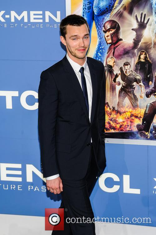 nicholas hoult world premiere x men days of 4190541