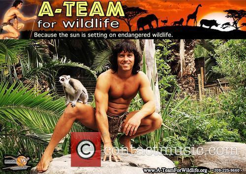 Tarzan Bids to Climb Kilimanjaro