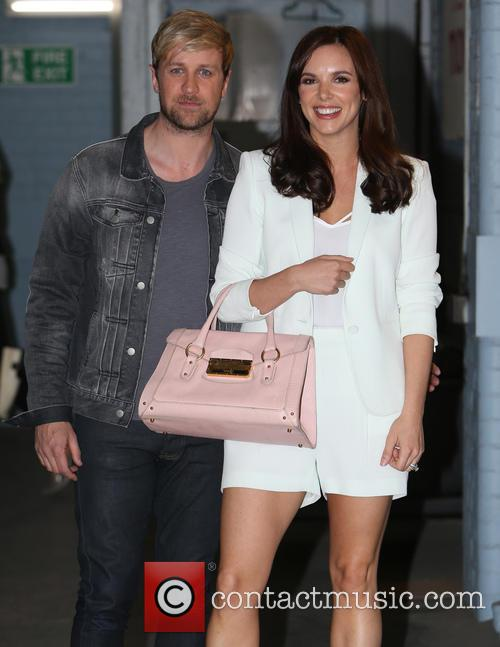 Kian Egan and Jodi Albert 2