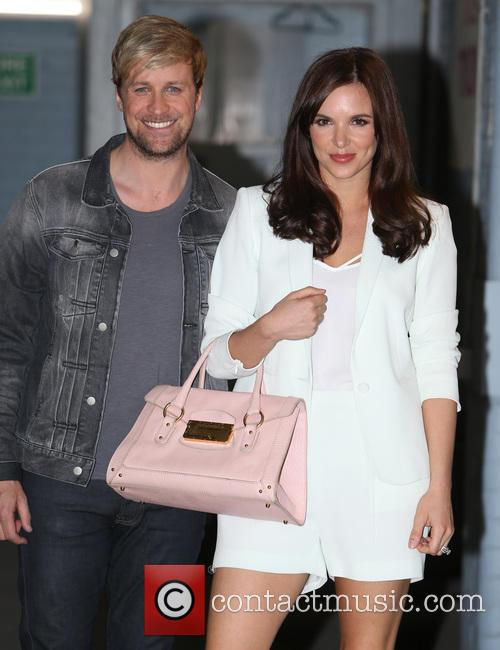 Kian Egan and Jodi Albert 5