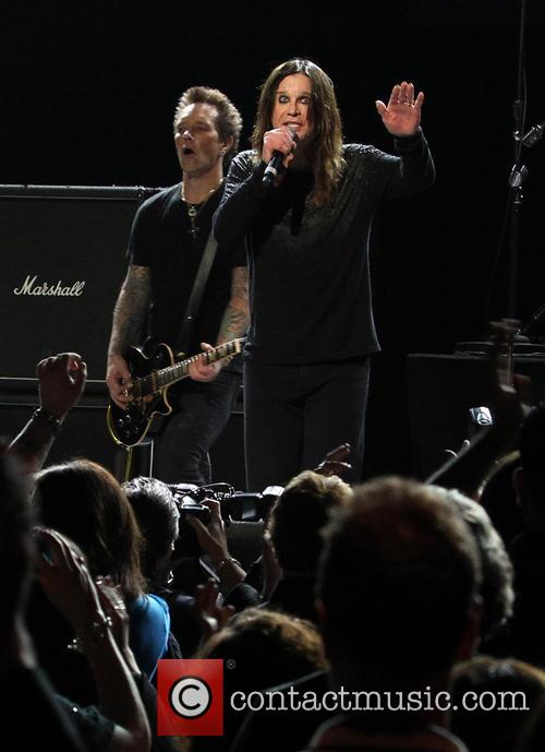 Billy Morrison and Ozzy Osbourne 6