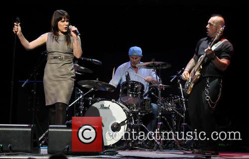 Chad Smith and Beth Hart 2