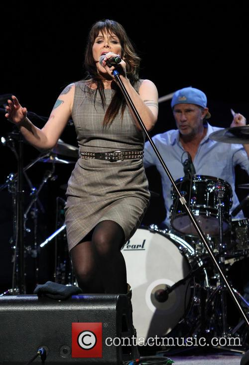 Chad Smith and Beth Hart 3