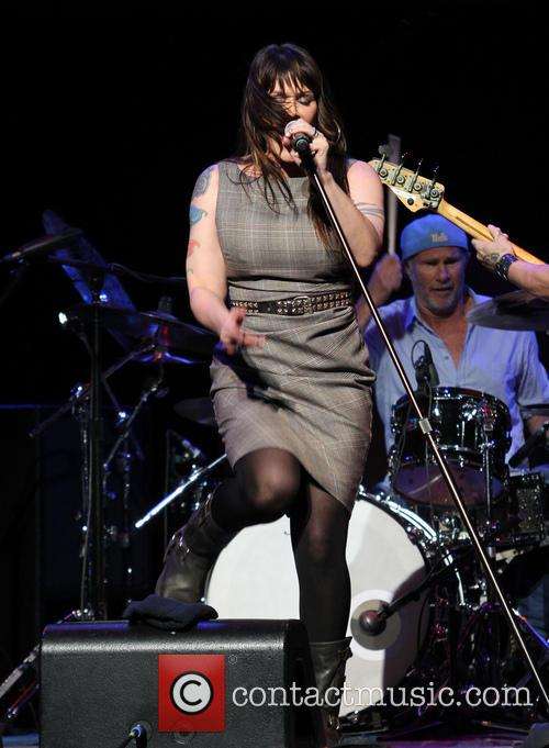 Chad Smith and Beth Hart 1