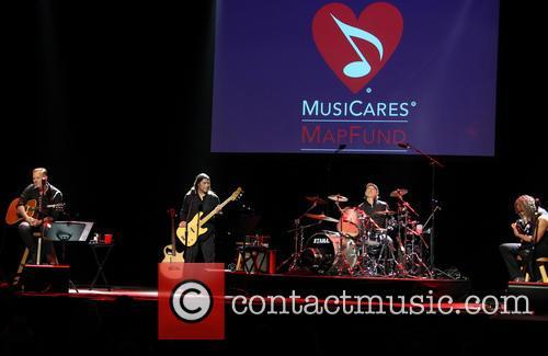 James Hetfield, Robert Trujillo, Lars Ulrich and Kirk Hammett 4