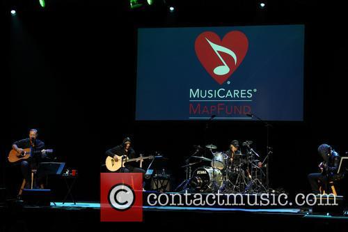 James Hetfield, Robert Trujillo, Lars Ulrich and Kirk Hammett 10