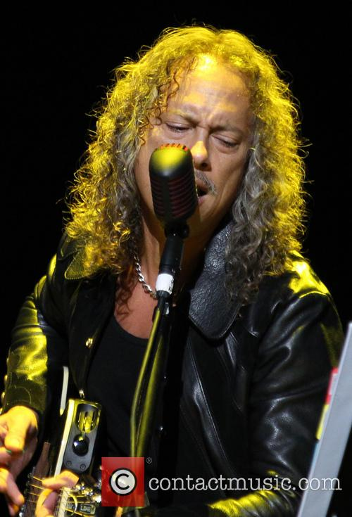 Kirk Hammett 2