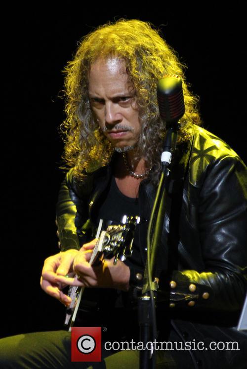 Kirk Hammett 3