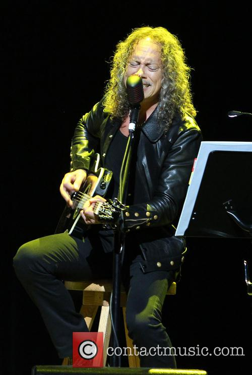 Kirk Hammett 4