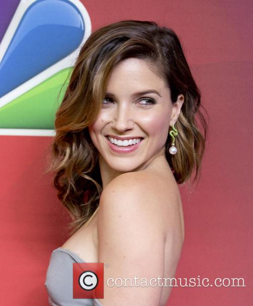 Sophia Bush, Javits Center North