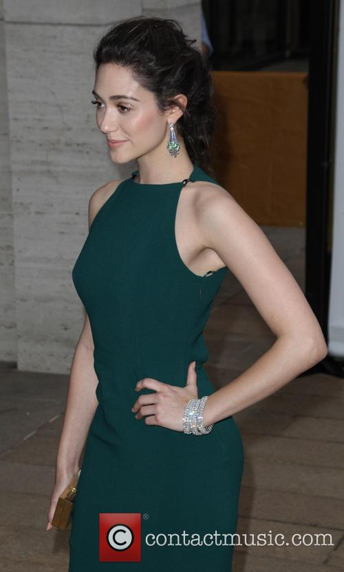 Emmy Rossum, The Metropolitan Opera House NYC