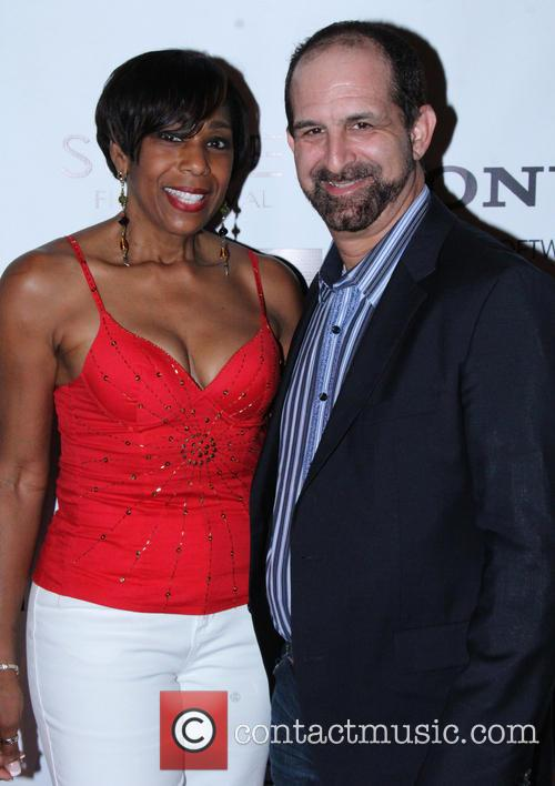 Dawnn Lewis and Scott Richter