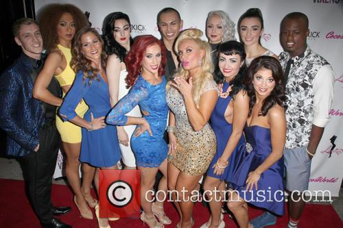 Coco Austin and The Casts Of Vanity Vixens 11