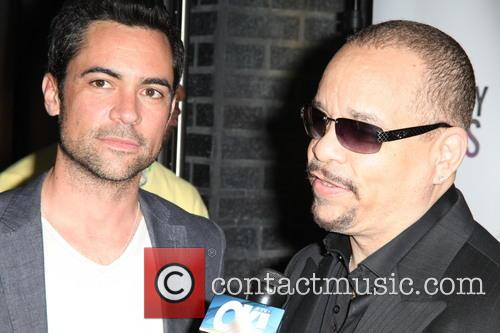 Danny Pino and Ice T