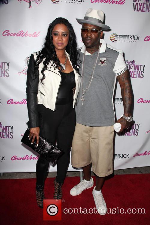 Treach and Wife