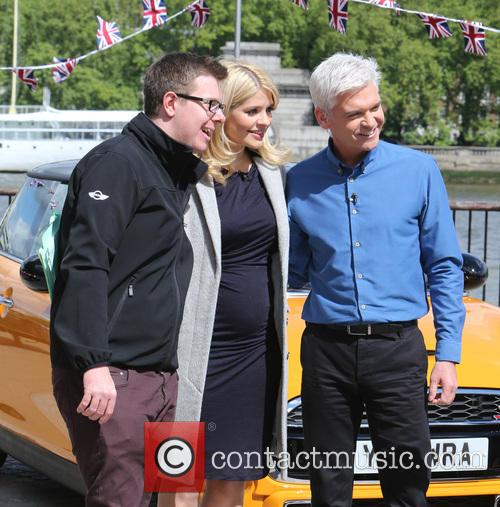 Holly Willoughby and Philip Schofield 19
