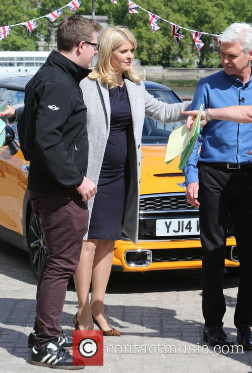 Holly Willoughby and Philip Schofield 21