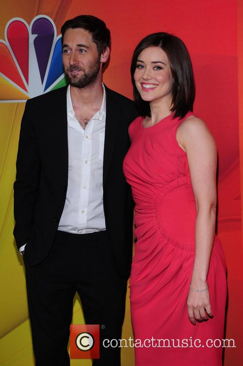 Ryan Eggold and Megan Boone 2