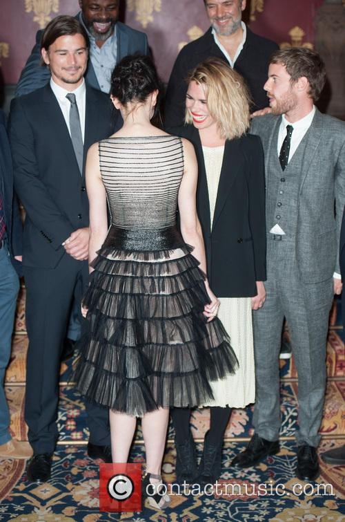 Billie Piper, Josh Hartnett, Eva Green and Harry Treadaway 7