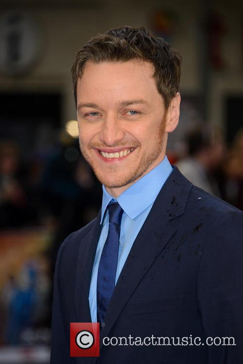 james mcavoy x men days of future past 4191642