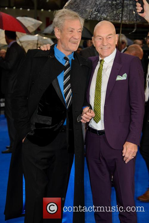 sir ian mckellen sir patrick stewart x men days 4191612