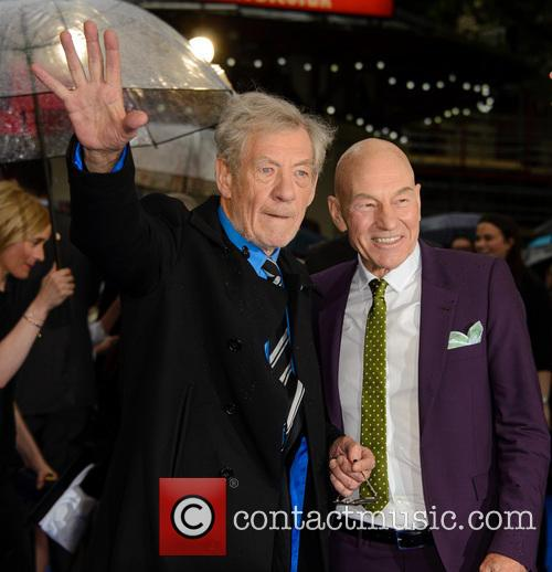 And The Newest Members Of Taylor Swift's Squad Are...Patrick Stewart And Ian Mckellen!