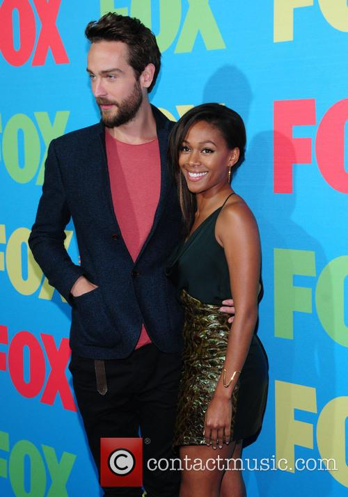 Tom Mison and Nicole Behari 2