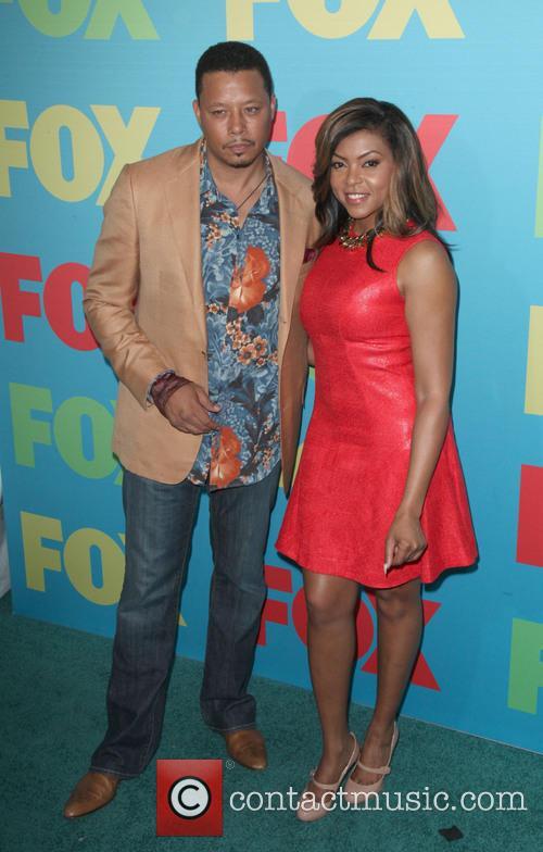 Terrence Howard and Taraji P. Henson