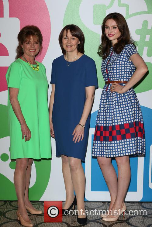 Janet Ellis, Caroline Bunting and Sophie Ellis-bextor 6