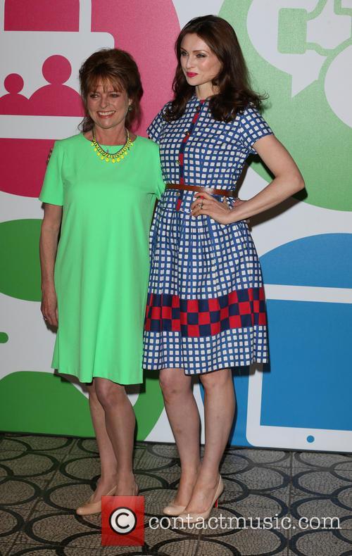 Janet Ellis and Sophie Ellis-bextor 2