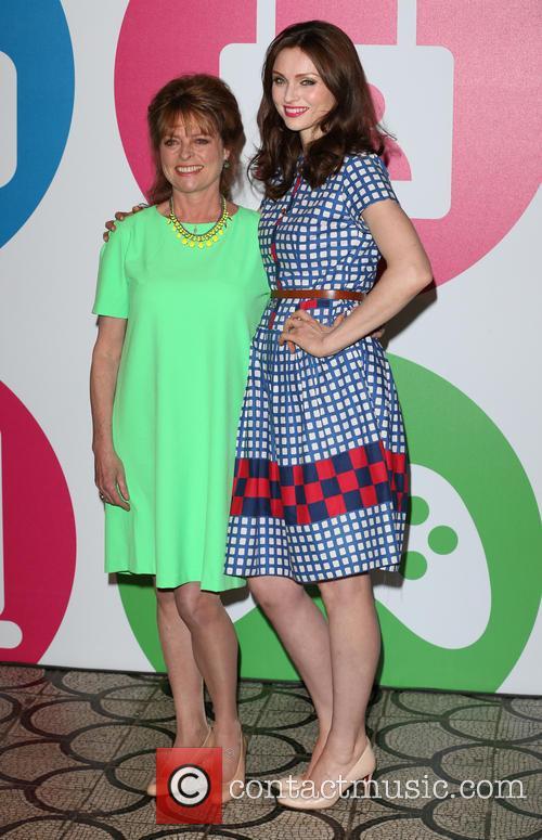Janet Ellis and Sophie Ellis-bextor 5