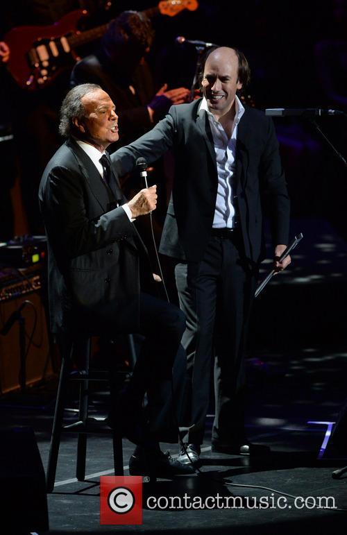 Julio Iglesias, Royal Albert Hall